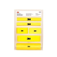 3M 7 Piece Sanding Block Kit 05684