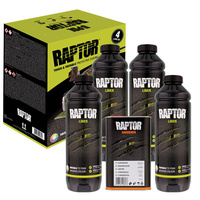 Upol Raptor Liner 4 Litre Kit - BLACK