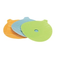 Glass Polishing 3 Disc Replacement Set