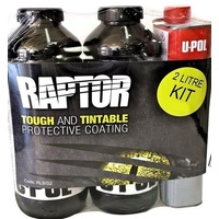 Upol Raptor Liner 2 Litre Kit - Tintable