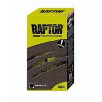 Upol Raptor Liner 1 Litre Kit - Black
