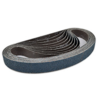 Sanding Belt 40 GRIT 20x520mm (10 pack)