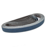 Sanding Belt 80 GRIT 10x330mm (10 pack)