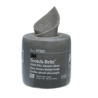 3M Scotchbrite Multiflex grey roll 203MM X 6M 07522