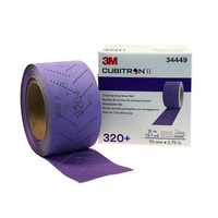 3M Cubitron II Clean Sanding Sheet Roll 320+