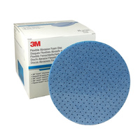 3M Flexible Foam Disc P1500,  33543 (1 Disc)