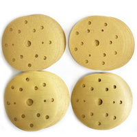 3M Gold Hookit Abrasive Disc Mixed Pack 40pc