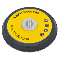 "Sanding Pad 3"" - Male Thread"