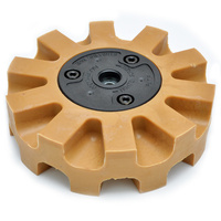 "Eraser (solvent based) 4"" wheel"