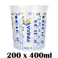200 x 400ml Mixing Cups (Size A)