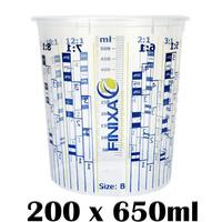 200 x 650ml Mixing Cups (Size B)