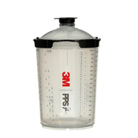 3M PPS 2.0 Spray Cup System 850ml 200 micron (1)