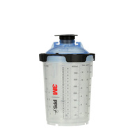 3M PPS 2.0 Spray Cup System 400ml 125 micron (1)