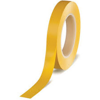 Yellow Hi-Temp Masking Tape 18mm