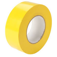 Yellow Hi-Temp Masking Tape 48mm