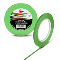"ProBand Green 1/8"" (3.2mm) Fineline tape 55m"