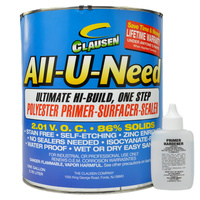 All-U-Need Polyester Primer 3.8L - Dark Grey