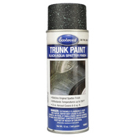 Trunk Splatter Paint Black/Aqua Aerosol