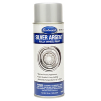Silver Rally Wheel Aerosol 340grams