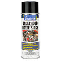 Underhood Matte Black Aerosol 310grams