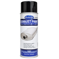 Exhaust Aluminium Paint