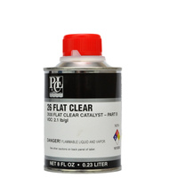 Fast Dry Clear Catalyst - Part B