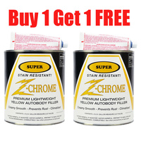 2 x Z-Chrome Premium Lightweight Filler