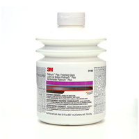 3M Platinum Plus Finishing Glaze 887ml