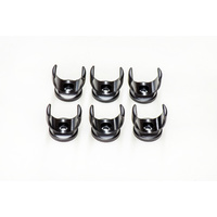 "1/2"" Notchead Soft Line Clamp 6pkt"
