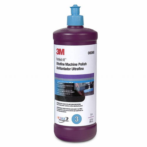 3M Perfect-It Ultrafine Machine Polish, 06068