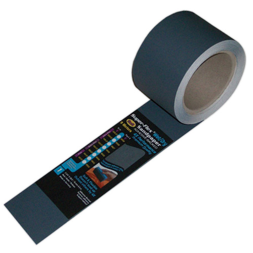 Wet/Dry 2500 grit Adhesive back sandpaper - 5m roll