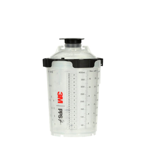 3M PPS 2.0 Spray Cup System 400ml 200 micron (1)