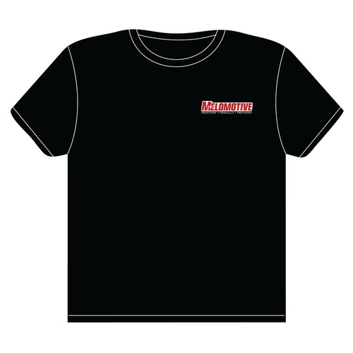 Melomotive T-Shirt - SMALL