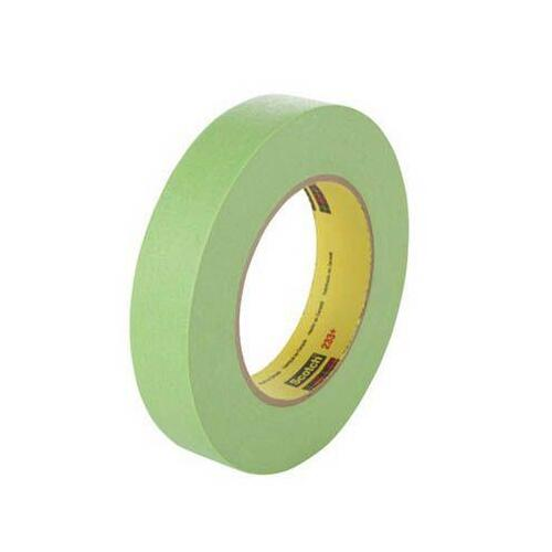 3M Masking tape 233 Green 24mm x 50m, 26336, 1 Roll