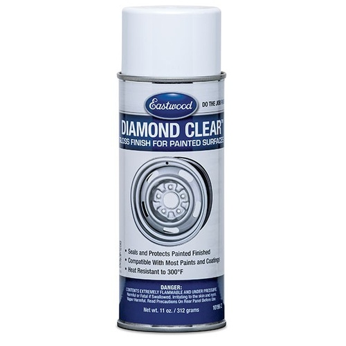 Diamond Clear Gloss for Painted Surfaces 312g