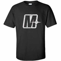 "Melomotive ""M"" Black/Off White - SMALL"